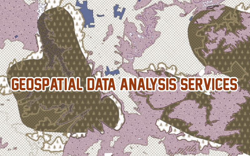 Geospatial data analysis services